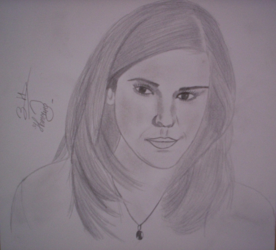 Emma Watson par honorine12